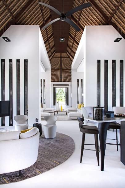 Owner's Villa, Cheval Blanc Randheli
