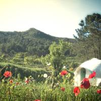 Global glamping | Otro Mondo Eco Dome Camping, Spain