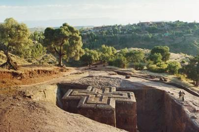 Bete Giyorgis in Ethiopia