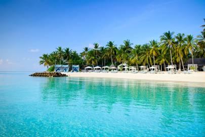 Beach Club One at One&Only Reethi Rah, Maldives