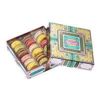 The spring macarons