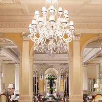 Breakfast at Claridge's