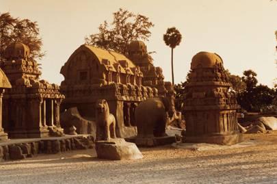 Ratha Shrines