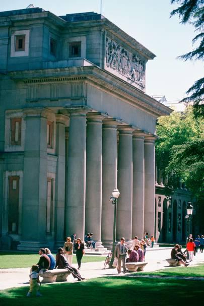 1. El Prado, Centro