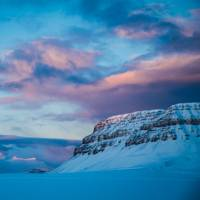 The Arctic islands of Svalbard