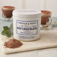 The Colombian hot chocolate