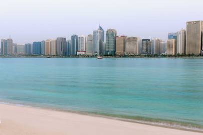 Abu Dhabi: The Corniche