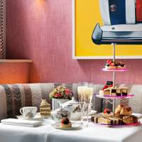 Haymarket Hotel afternoon tea
