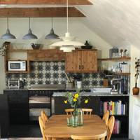 Country cottage, Cornwall
