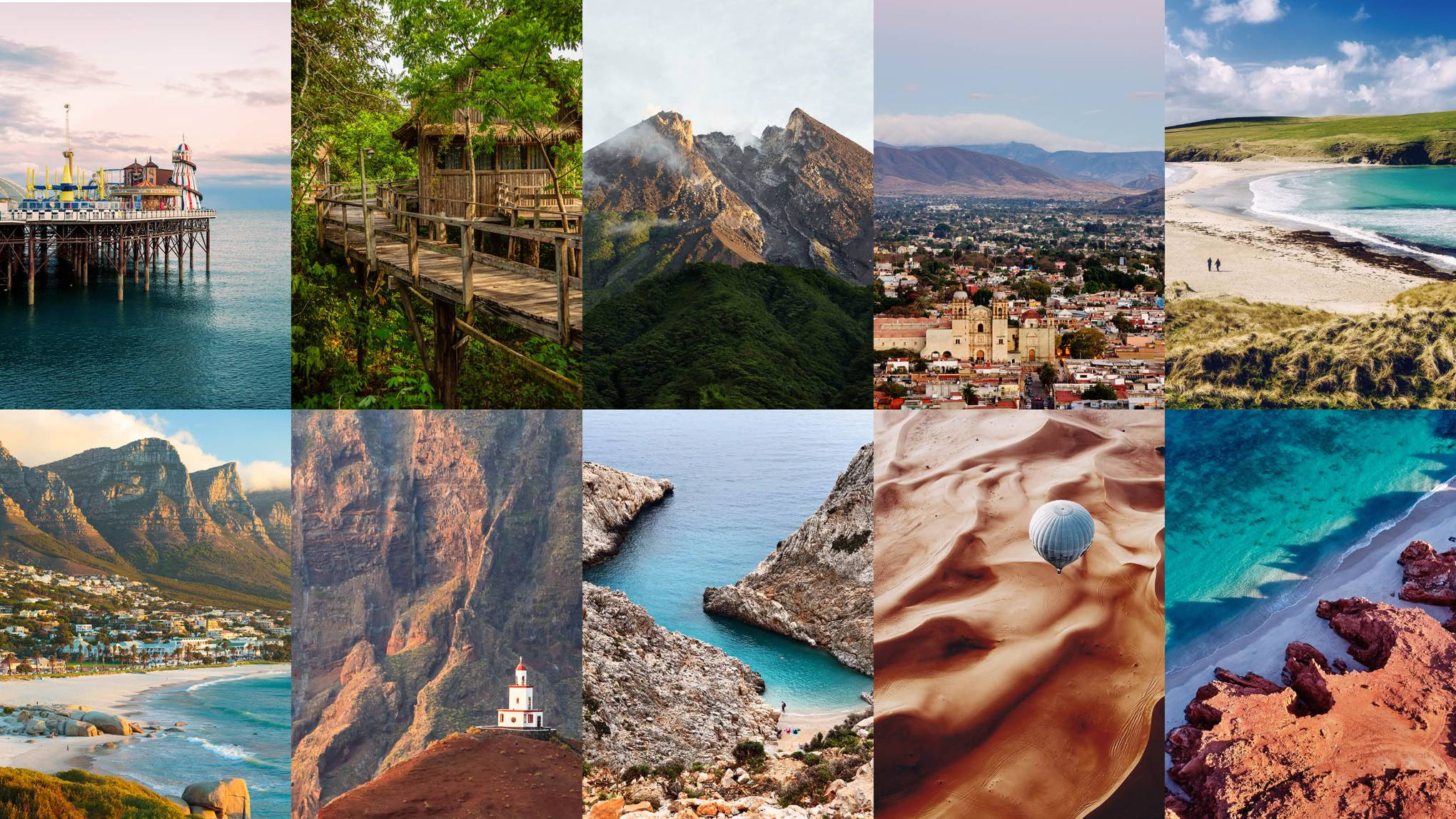 The Best Holiday Destinations For 2021 Cn Traveller