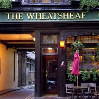 The Wheatsheaf, Fitrovia