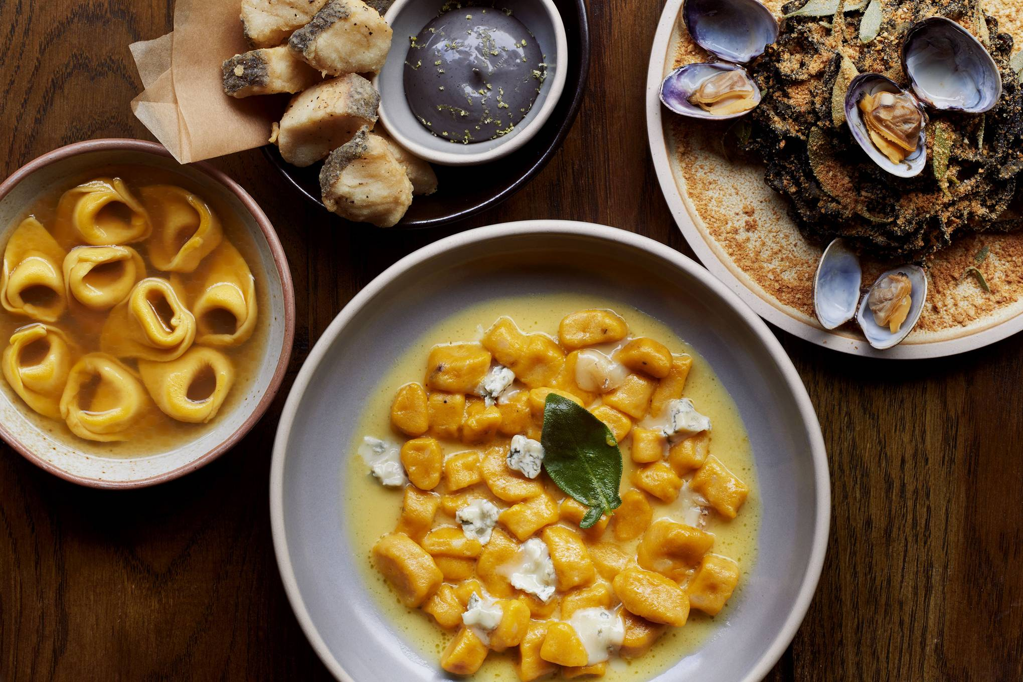 Italian Restaurants In London Cn Traveller