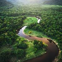 6. AMAZON RAINFOREST, BRAZIL