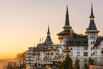 8. The Dolder Grand, Zurich