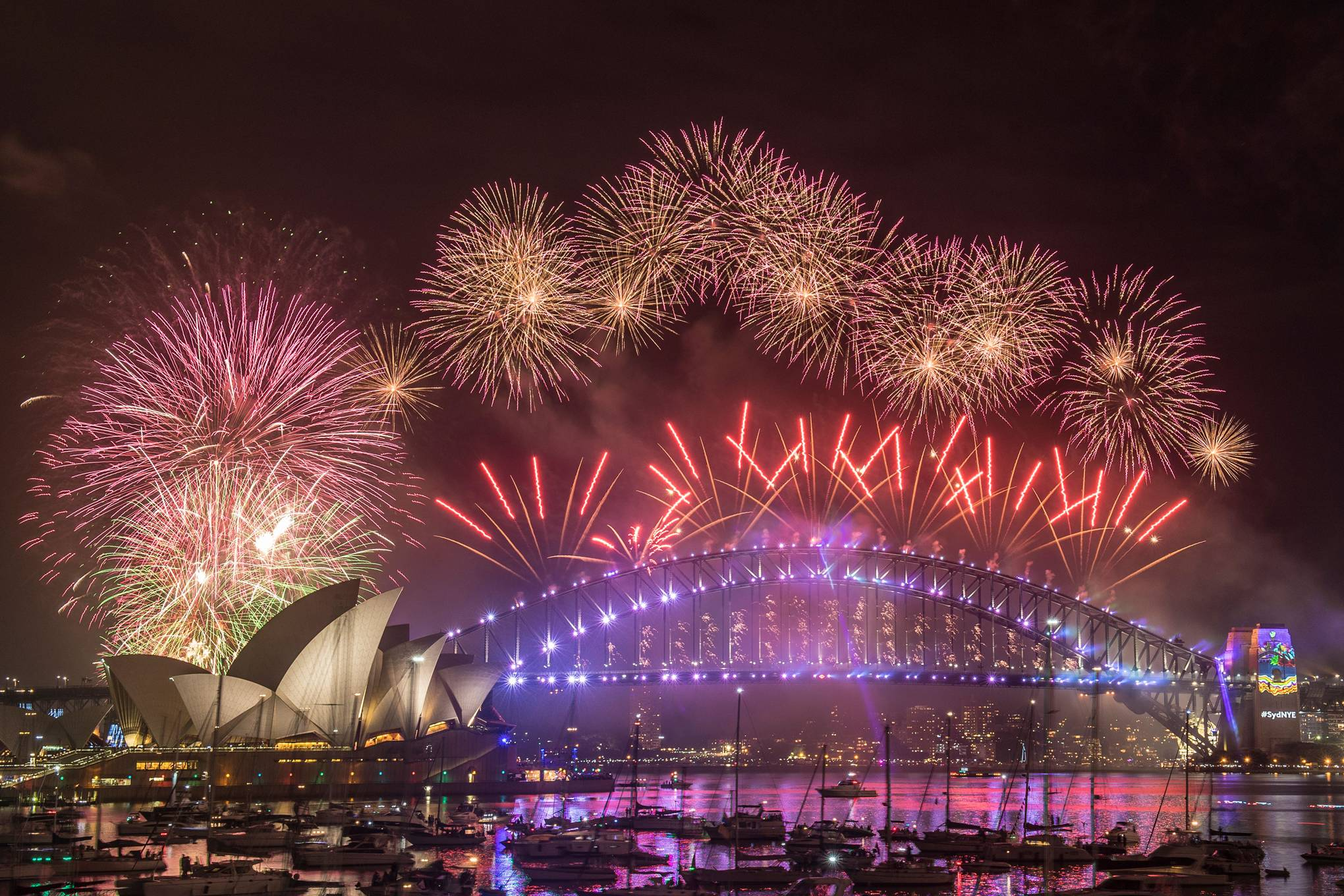 Best places to spend New Year\'s Eve around the world 2019 | CN Traveller