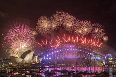 Best Places To Spend New Year S Eve Around The World 2019 Cn Traveller