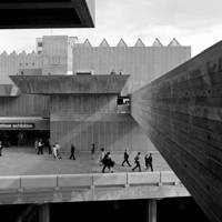 A Child's Guide to Brutalism, South Bank
