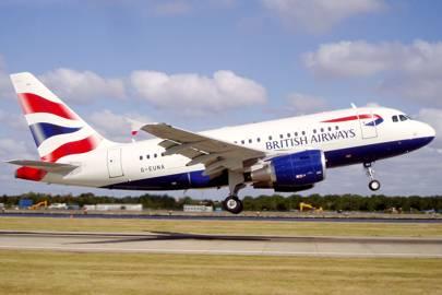 Best business airline: British Airways