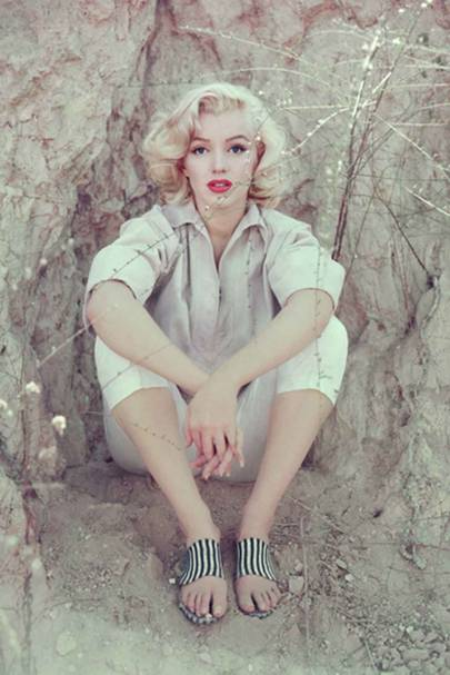 7. UP CLOSE WITH MARILYN