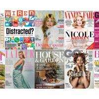Condé Nast gift subscriptions