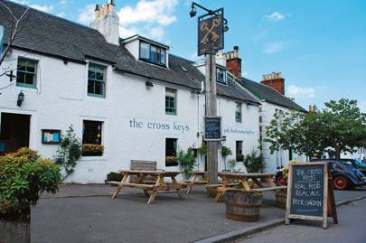 Cross Keys, Stirlingshire