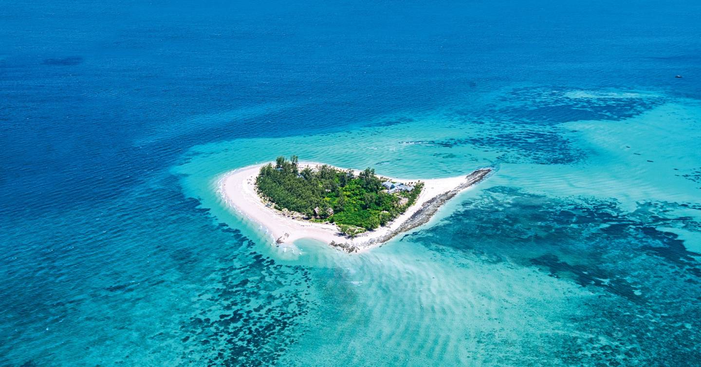 The world's 40 most incredible private islands