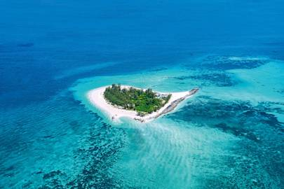 Thanda Island, Tanzania