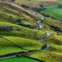 Causeway Coastal Route, County Antrim, Northern Ireland