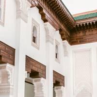 7. We get an exclusive sneak peek of Marrakech's head-turning arrival