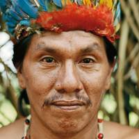 The Huaorani people