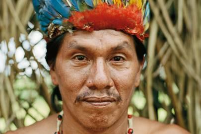 The Huaorani people
