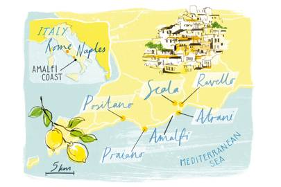 When to go to the Amalfi Coast