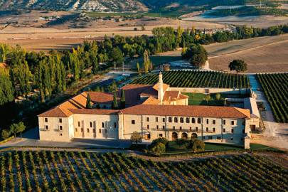 Wine-estate hotels in Spain
