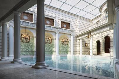 Gainsborough Bath Spa & Hotel, Bath