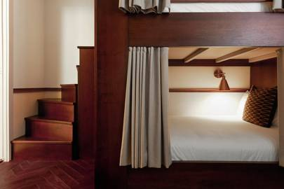 6. LUXURY BUNKS