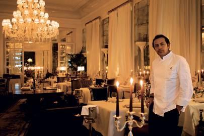 The Chef: Filippo La Manta