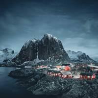 Facing North, Norway