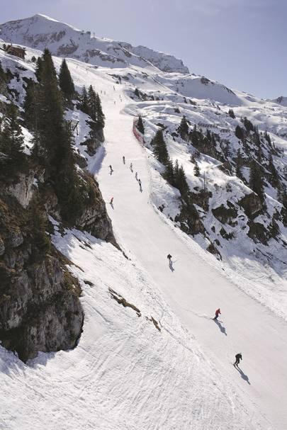 3. Lech, Austria