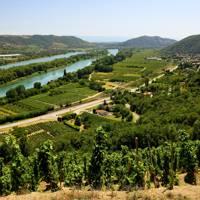 The Rhône Valley, France