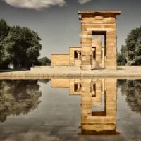 9. Templo de Debod, Argüelles
