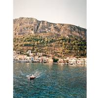 The history of Kastellorizo, Greece
