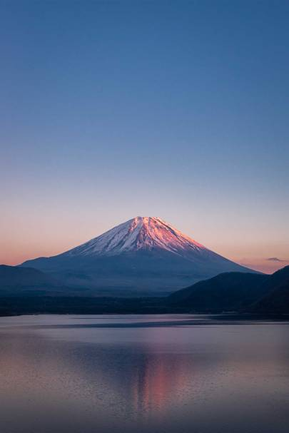 4. MOUNT FUJI, JAPAN