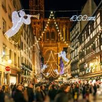 STRASBOURG CHRISTMAS MARKET, FRANCE