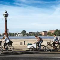 Getting about in Copenhagen