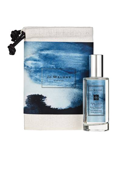 Jo Malone Night Jasmine and Oregano Linen Spray and Travel Bag, £42