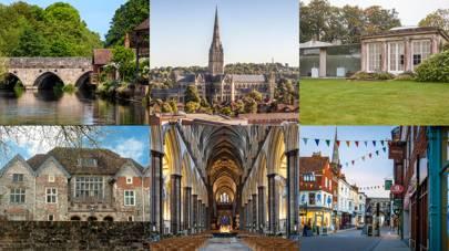 8. Salisbury, England