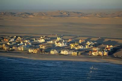 17. Dolfynstrand, Namibia