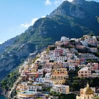 8. Positano, Italy