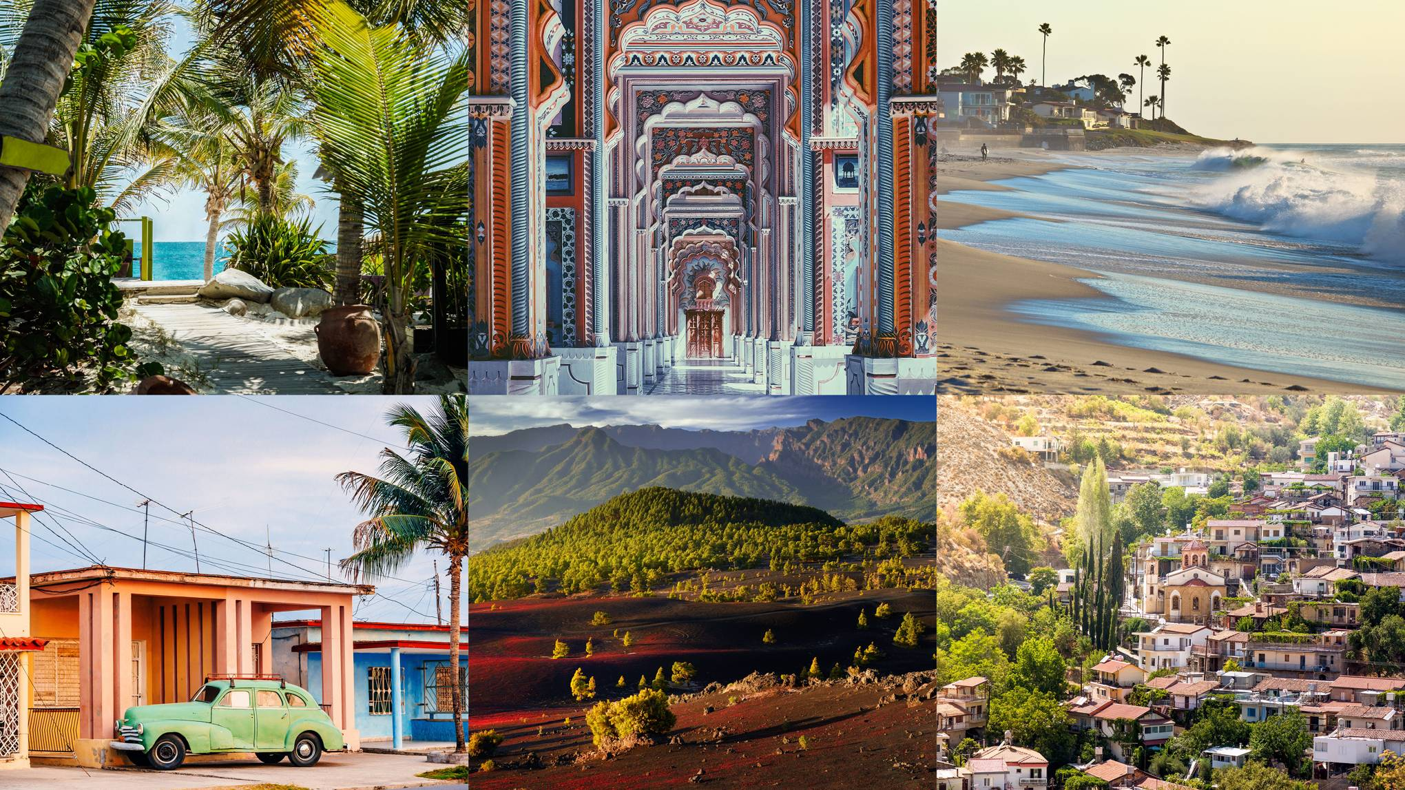 Where is hot in March? Our top 10 destinations