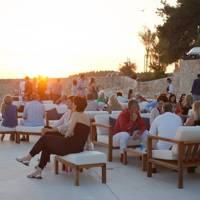 Mulini Beach Bar, Rovinj, Croatia
